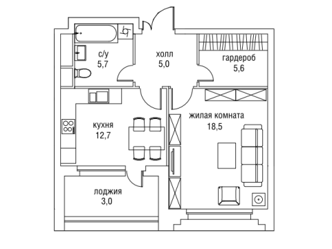 ЖК Оливковый дом